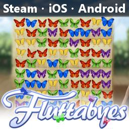 Fluttabyes - Icon