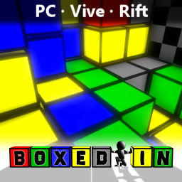 Boxed In Icon