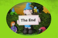 Stampy the Wizard - Screenshot: The End