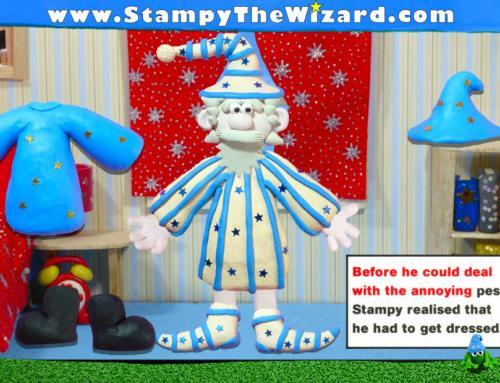'Stampy the Wizard' Trailer