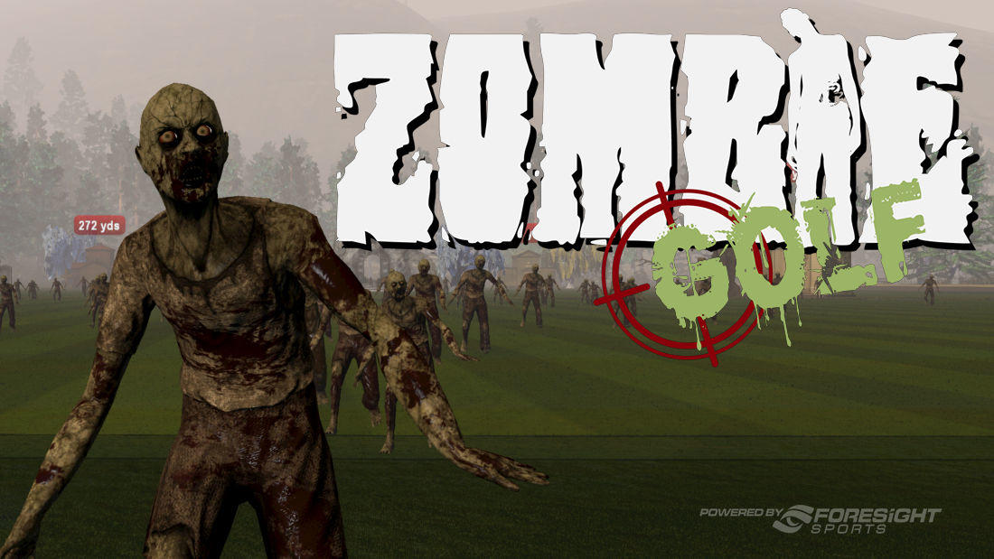 Zombie Golf - Foresight Sports